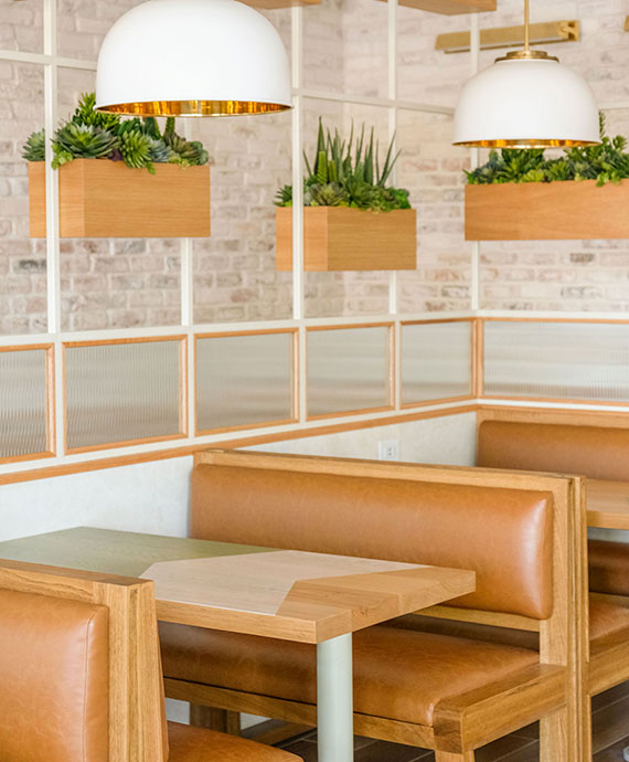 Our Dining Room - Healthy Food Plantation Florida - Ovlo Eats