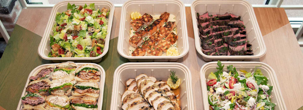 Ovlo Eats - Catering Platters - Healthy Salads